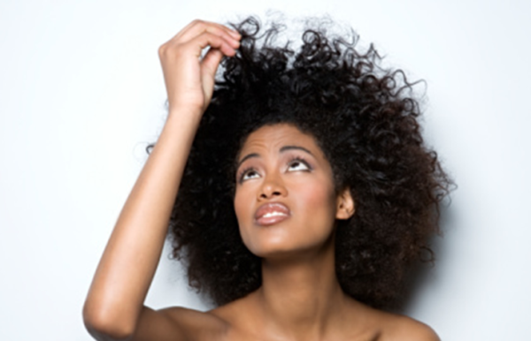 Bring Lifeless Frizzy Natural Curls Back To Its Luster In Two Simple Steps