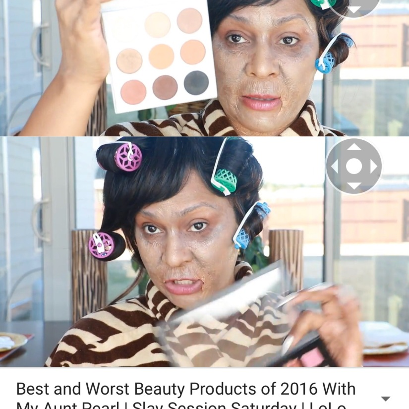 The Best and Worst in Beauty of 2016 With A Special Guest Appearance By Aunt Pearl